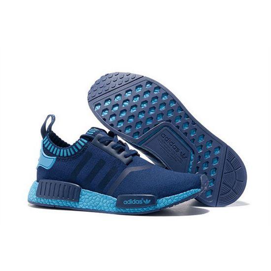 Adidas Originals NMD R1 Runner Primeknit Mens Blue, Adidas Yeezy ...